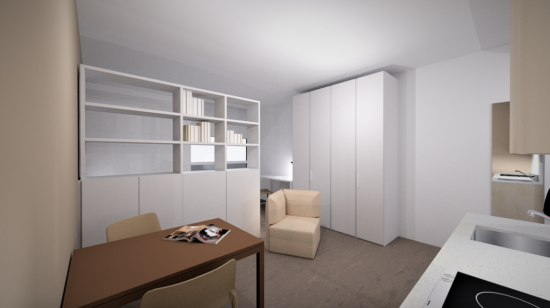 appartamenti studenti residence università lugano
